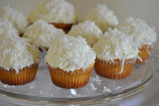 COconut CUpcakes «