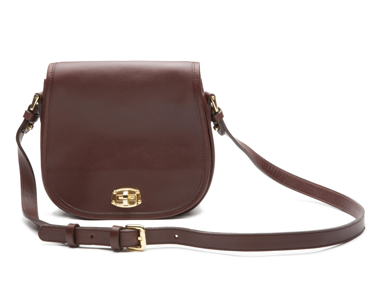 The perfect leather saddle bag Saddle Bag